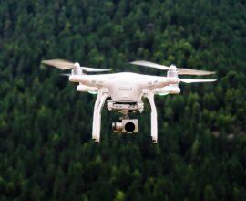 meilleur drone voyage