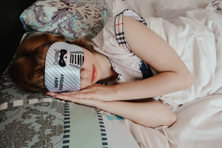 meilleur masque sommeil