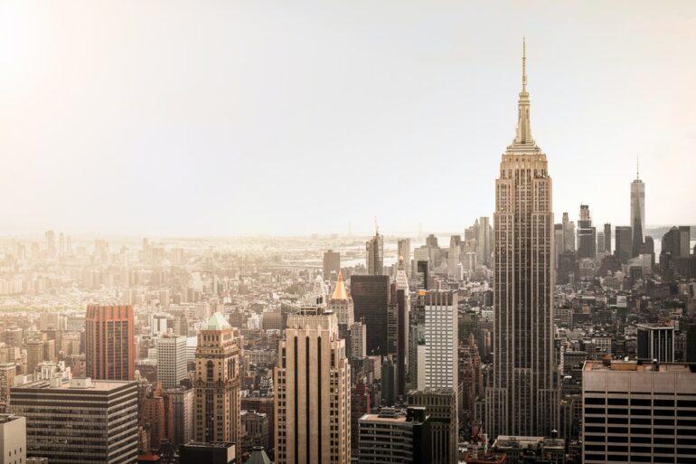 temperature new york mars